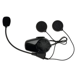 SENA SMH10 Bluetooth 3.0 Single Pack Bell Mag-9/Qualifier DLX Headset and Intercom