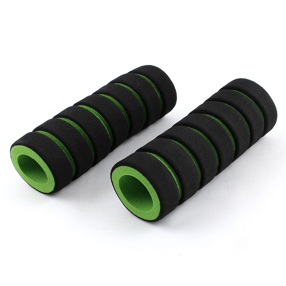 2 Pcs Soft Nonslip Sponge Handlebar Grips for Bicycle Bike Cycling