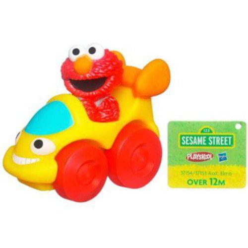 Playskool Sesame Street Wheel Pals Elmo Vehicle