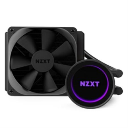 NZXT Kraken M22 LIQUID COOLING (Liquid Cooling System For Pc Price In India)