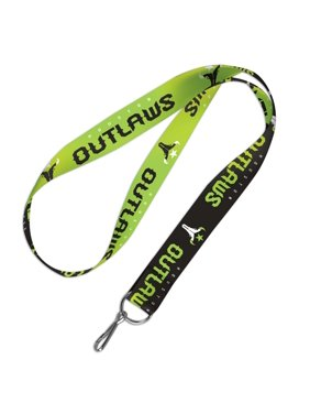 Houston Outlaws WinCraft Wordmark Lanyard