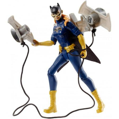 Batman Missions DC Comics Character 6-Inch Batgirl Action Figure