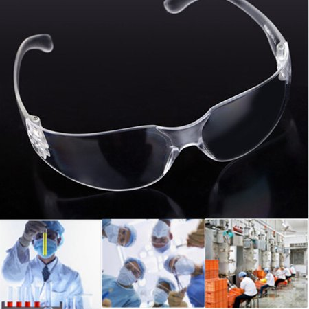 Lucency Safe Eye Protection Goggles Glasses for Workplace Lab Industrial Dust - image 6 of 6