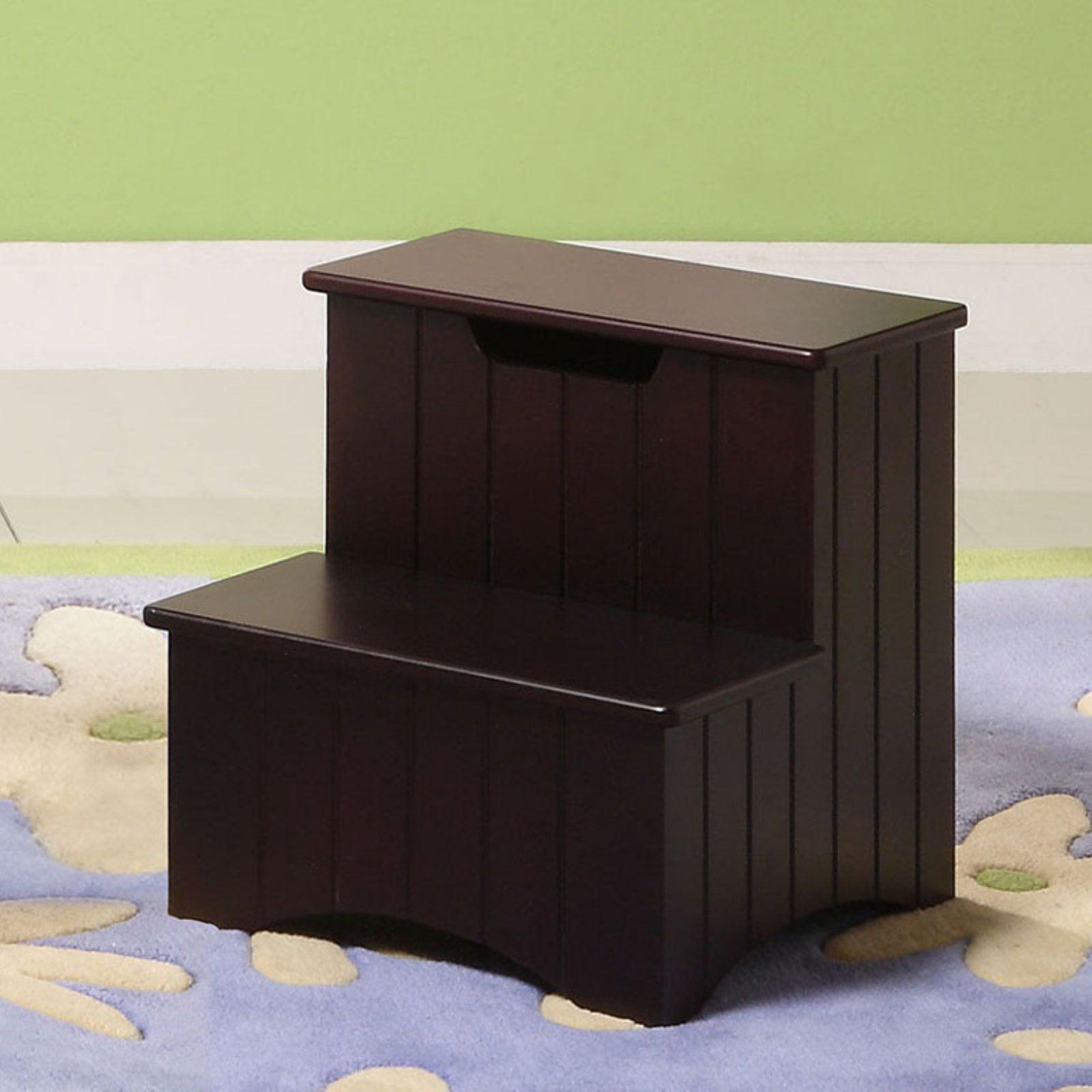 InRoom Designs Storage Step Stool I by InRoom Designs