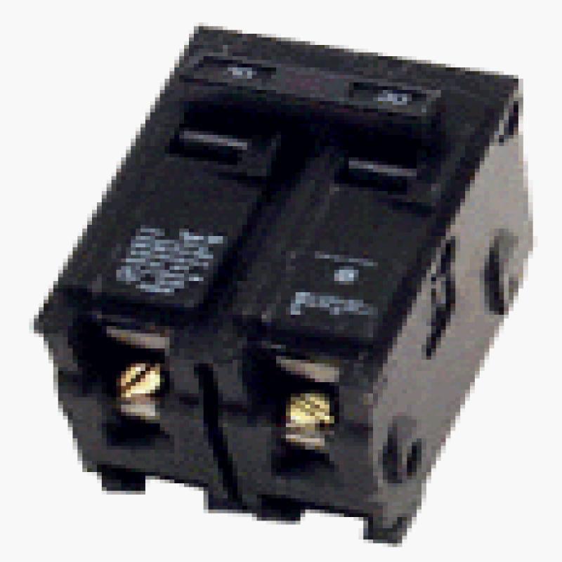 Siemens Q250 50-Amp 2 Pole 240-Volt Circuit Breaker