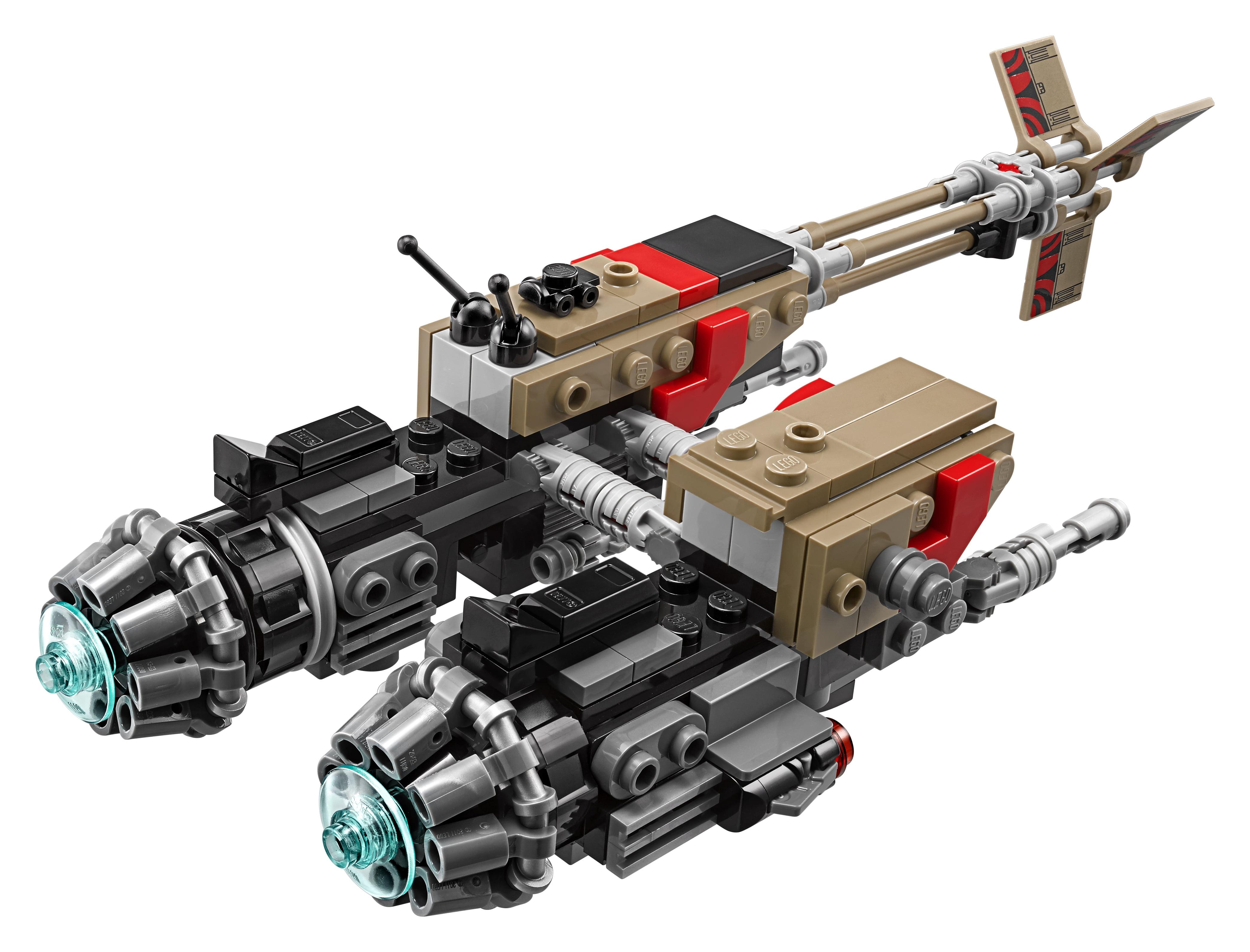 Lego Star Wars Cloud-Rider Swoop Bikes 75215