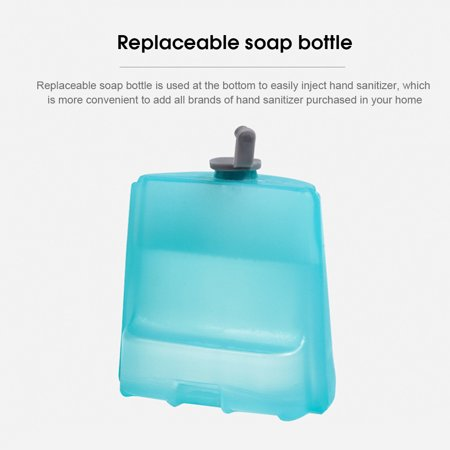 400ML Automatic Soap Dispenser Touch-less Infra-red Sensor Foaming Soap Dispenser IPX3 Waterproof - image 2 de 7