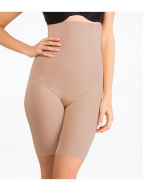 Miraclesuit Womens Extra Firm Control High-Waist Thigh Slimmer Style-2709