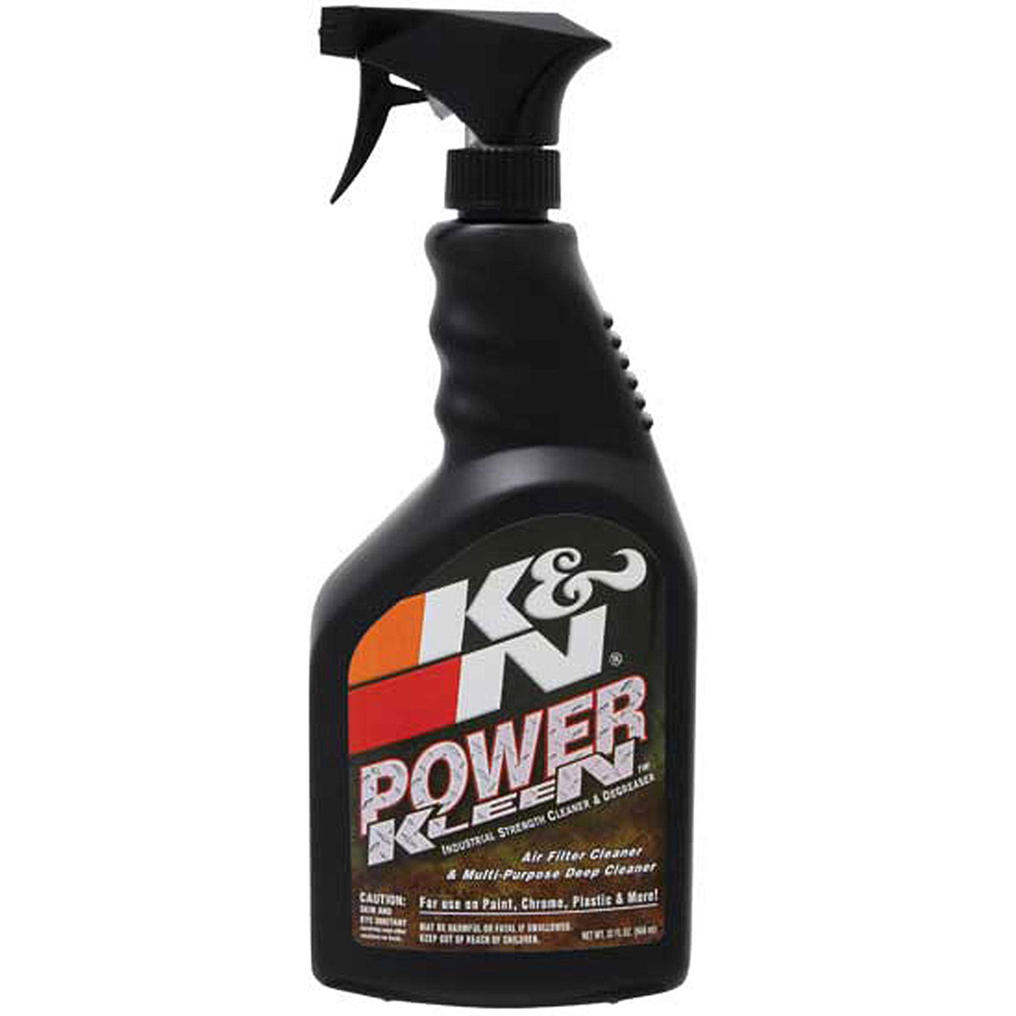 K&N Power Kleen Filter Cleaner 32 oz Trigger Sprayer