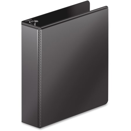 Wilson Jones, WLJ38544B, 385 Heavy-duty D-Ring View Binders, 1 / Each, Black