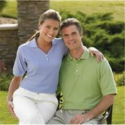 Men's Pique Cotton Short Sleeve Shirt
