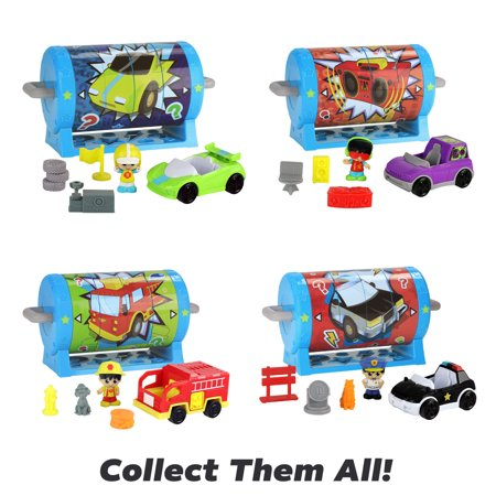 Ryans Mystery Playdate Picture Puzzle Box, Assortment, Styles May Vary, Ages 3 +