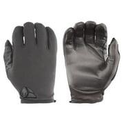 DAMASCUS ATX5 Tactical Glove,L,Black,Spandex(R),PR