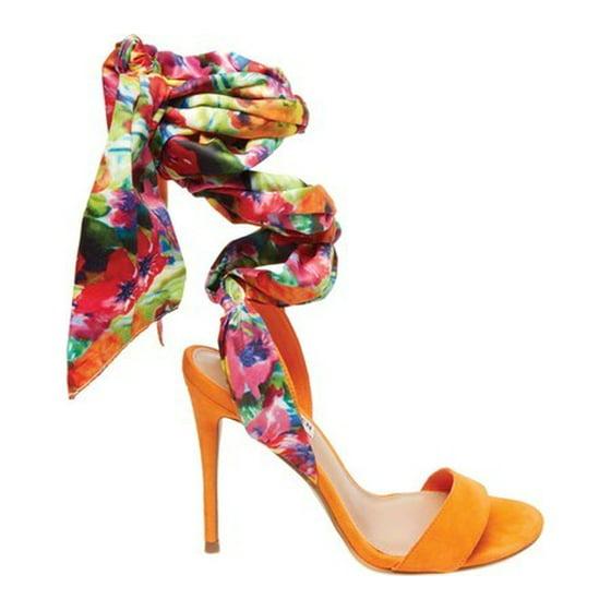 dfce31ced96 Steve Madden Women's Oasis Ankle Tie Sandal