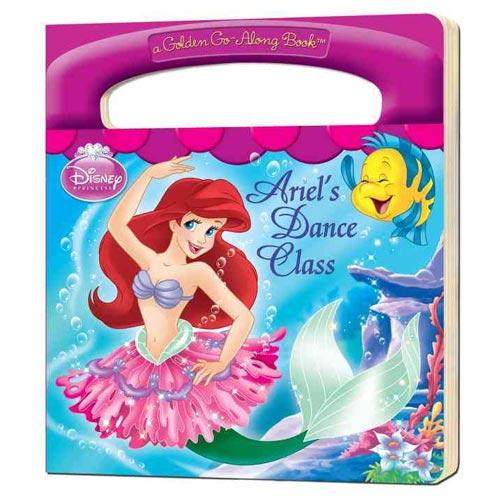Ariel's Dance Class