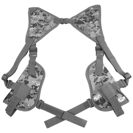 Every Day Carry Tactical Under Arm Shoulder Double Draw Pistol Holster Pouch Tactical Holster Platform