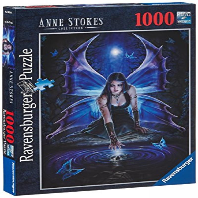 Ravensburger Puzzle 1000 pieces Desire, Anna Stokes (code 19110) by