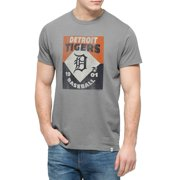 Detroit Tigers - Knockaround Flanker Logo T-Shirt - Large