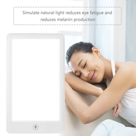 Fdit 110-240v SAD Therapy Lamp Simulating Natural Daylight for Seasonal Affective Disorder (US Plug), SAD Therapy Lamp, SAD Therapy -