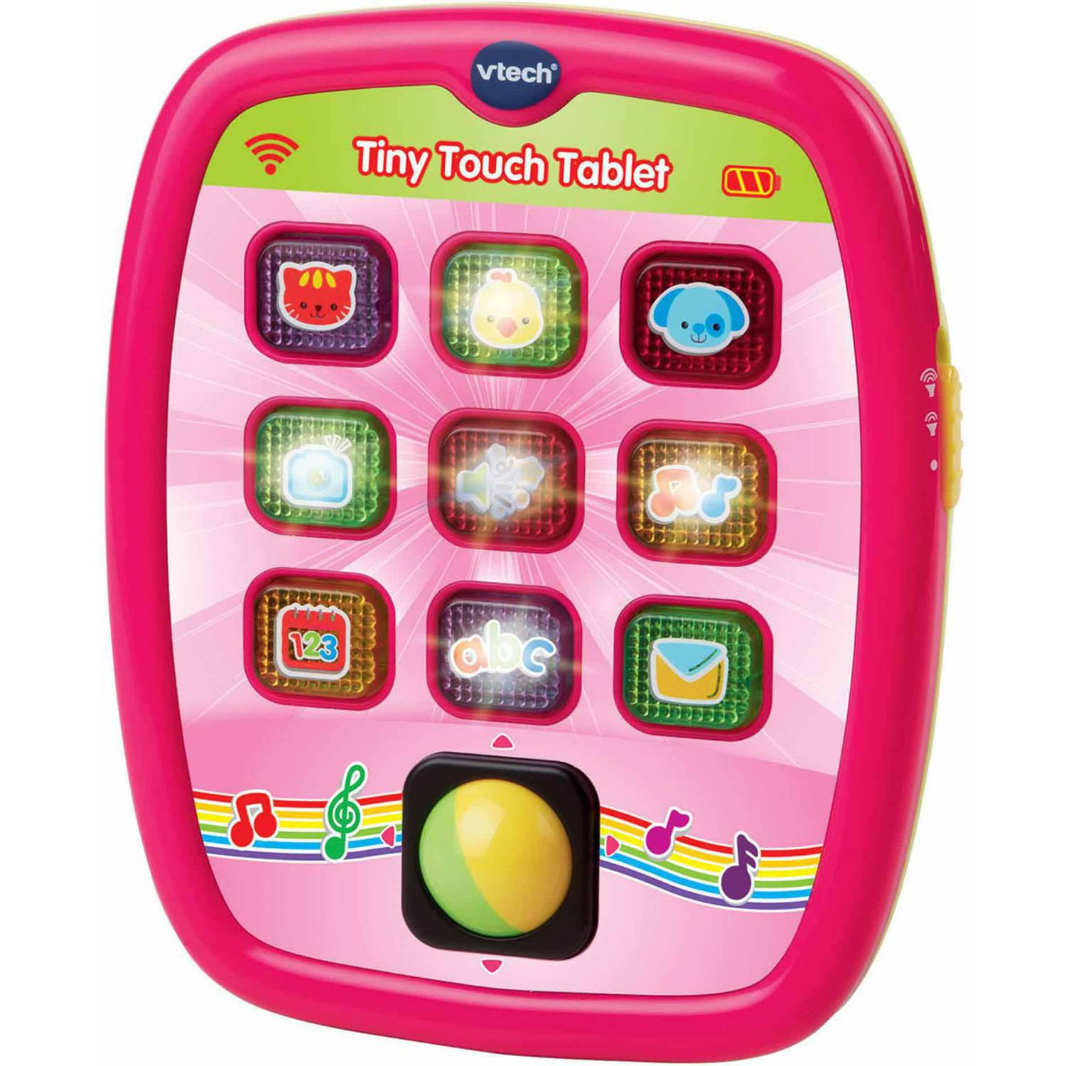 VTech Tiny Touch Tablet, Pink by VTech