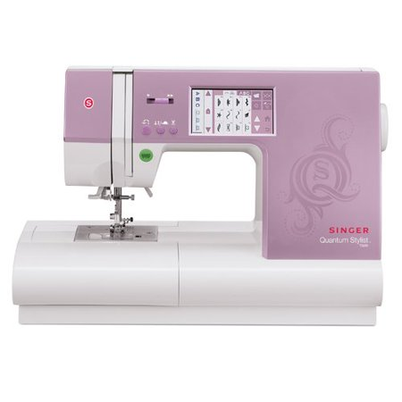 Singer 9985 Quantum Stylist Touch Computerized Sewing Machine
