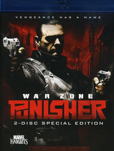 Punisher: War Zone (Blu-ray) by LIONS GATE