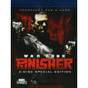 Punisher 2: War Zone (Special Edition) (Blu-ray + Digital Copy) by Trimark Home Video