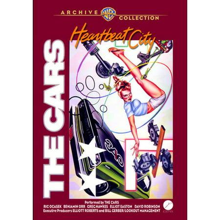 The Cars: Heartbeat City Video Album (DVD) (Descargar Videos)