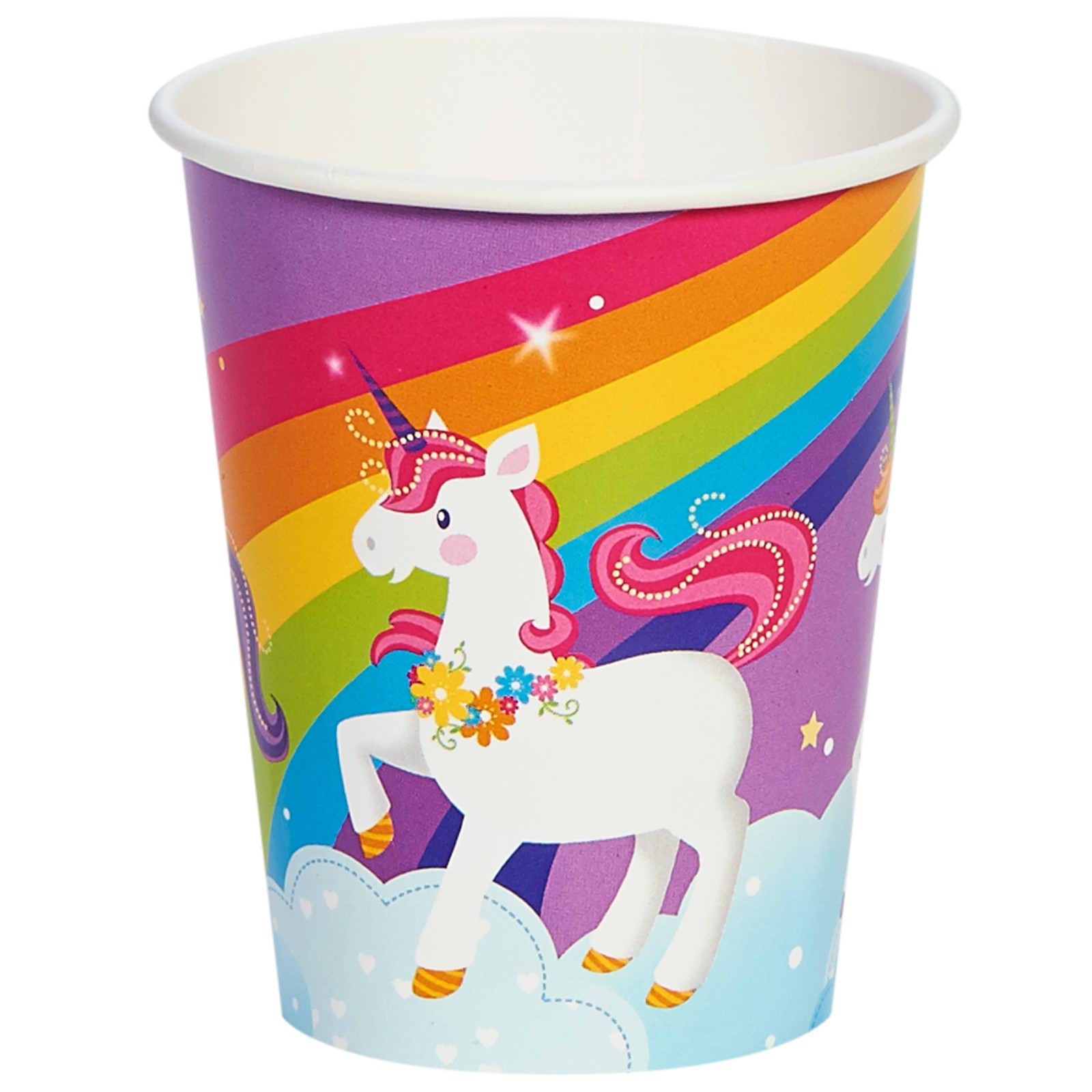 Fairytale Unicorn Party 9oz Paper Cup (48)