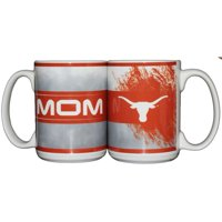 Texas Longhorns 15oz Ceramic Mug - Mom