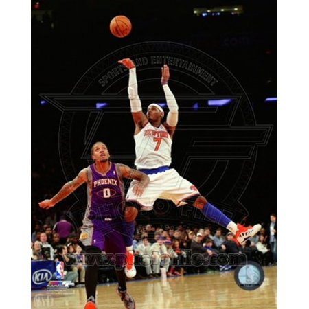 Carmelo Anthony 2012-13 Action Sports (Carmelo Anthony Style)