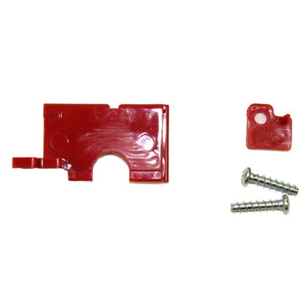 - Bissell Left and Right Arm Red with Screws 1697 1699 Retainers