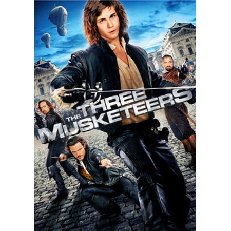 The Three Musketeers (DVD)](Musketeer Emblem)