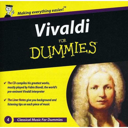 Vivaldi For Dummies / Various