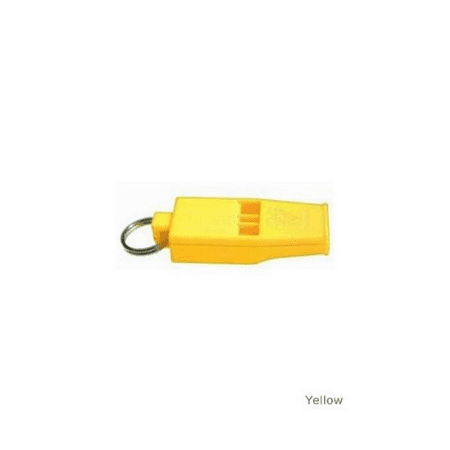 Acme AC-636Y Slimline Safety Whistle, Yellow - 636Y - Acme Whistles