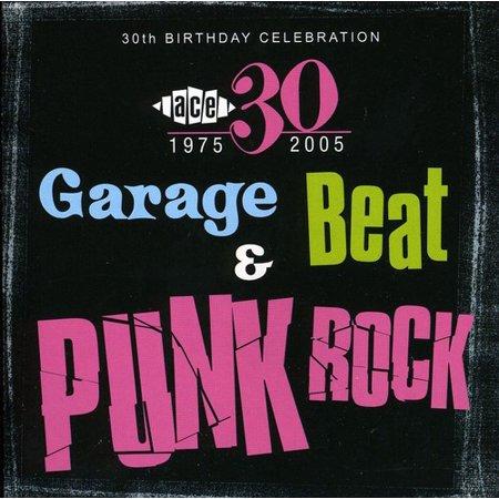 30th Birthday: Garage Rock & Punk / Various (CD)