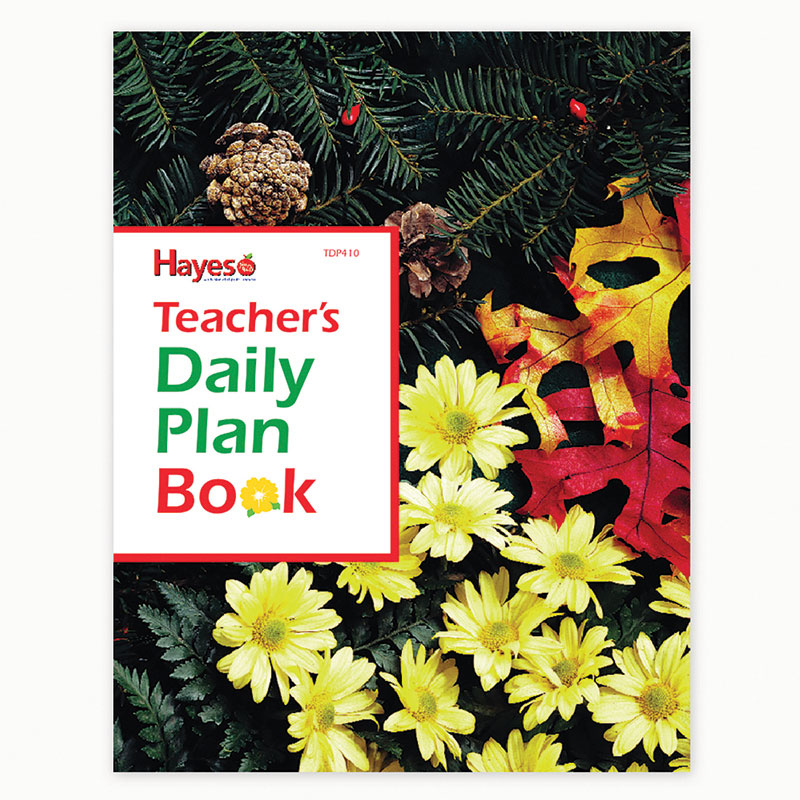 (3 Ea) Teachers Daily Plan Book - image 1 de 1