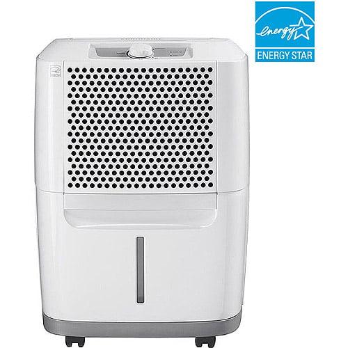 Frigidaire ENERGY STAR 30-Pint Dehumidifier, FAD301NWD