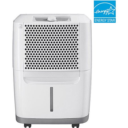 Frigidaire ENERGY STAR 30-Pint Dehumidifier, FAD301NWD