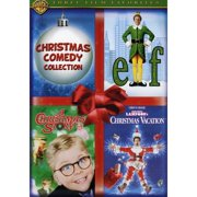 Christmas Comedy Collection (Elf   A Christmas Story   National Lampoon's Christmas Vacation) by WARNER HOME ENTERTAINMENT