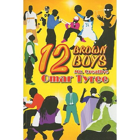 12 Brown Boys - Presents For 12 Year Old Boy