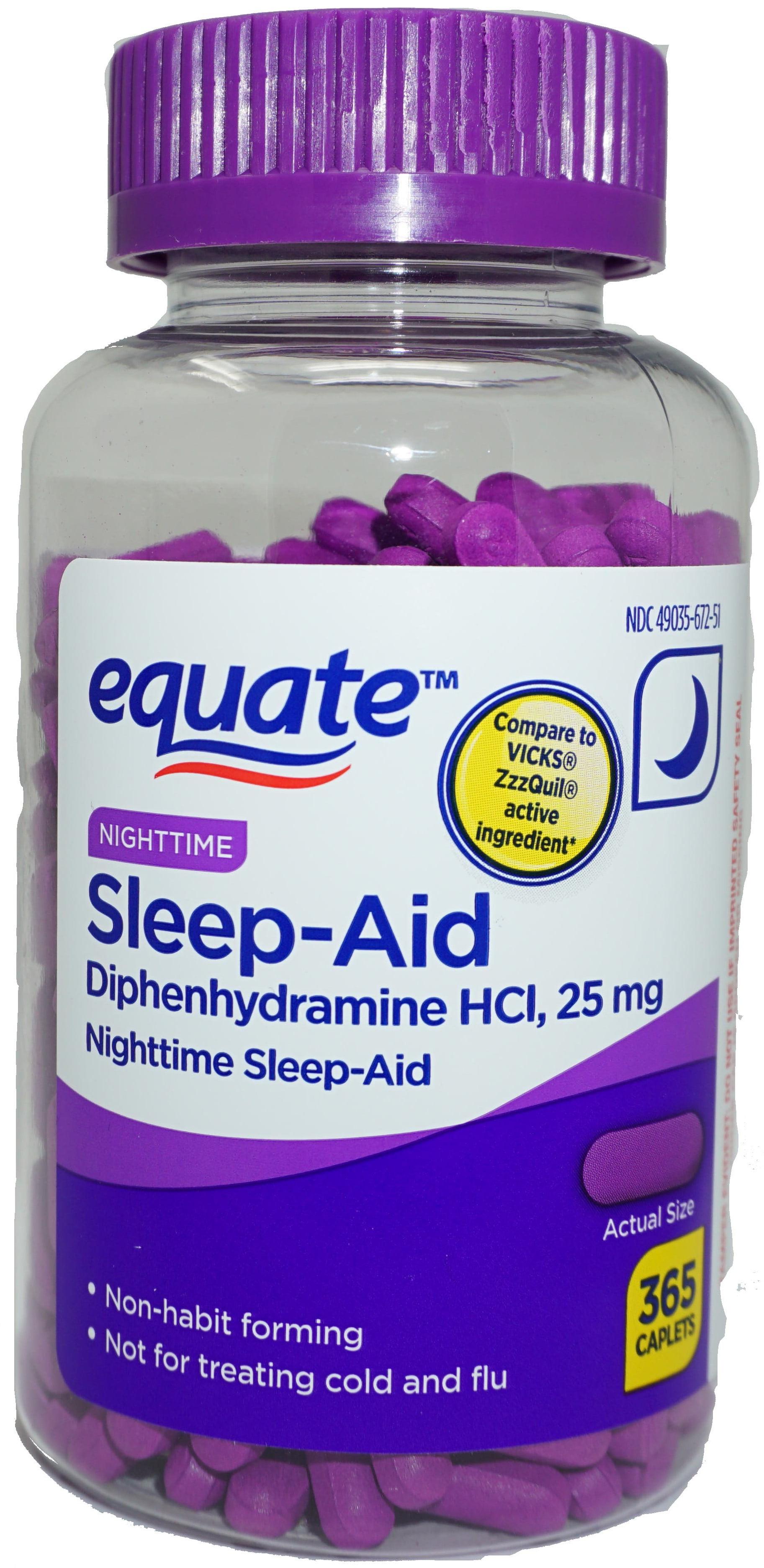 what do sleep aid pills do