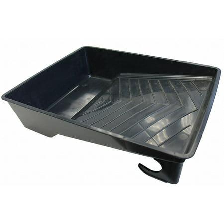 ZORO SELECT DPT Paint Tray,2 qt.,Polypropyln,11-19/32inL