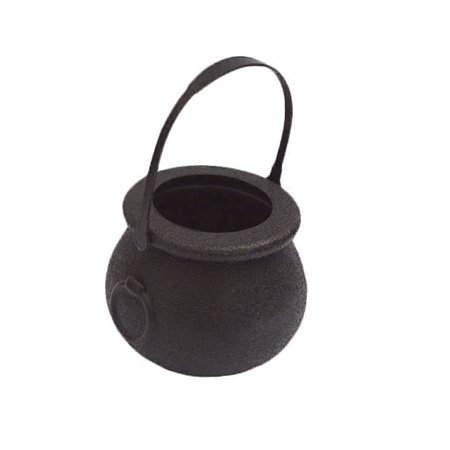 Halloween Cauldron Drinks (Halloween Decor Candy Cookies Kettles Witch Cauldron Party Hanging Props Home Bar Haunted House Halloween Decor Taro Witch)