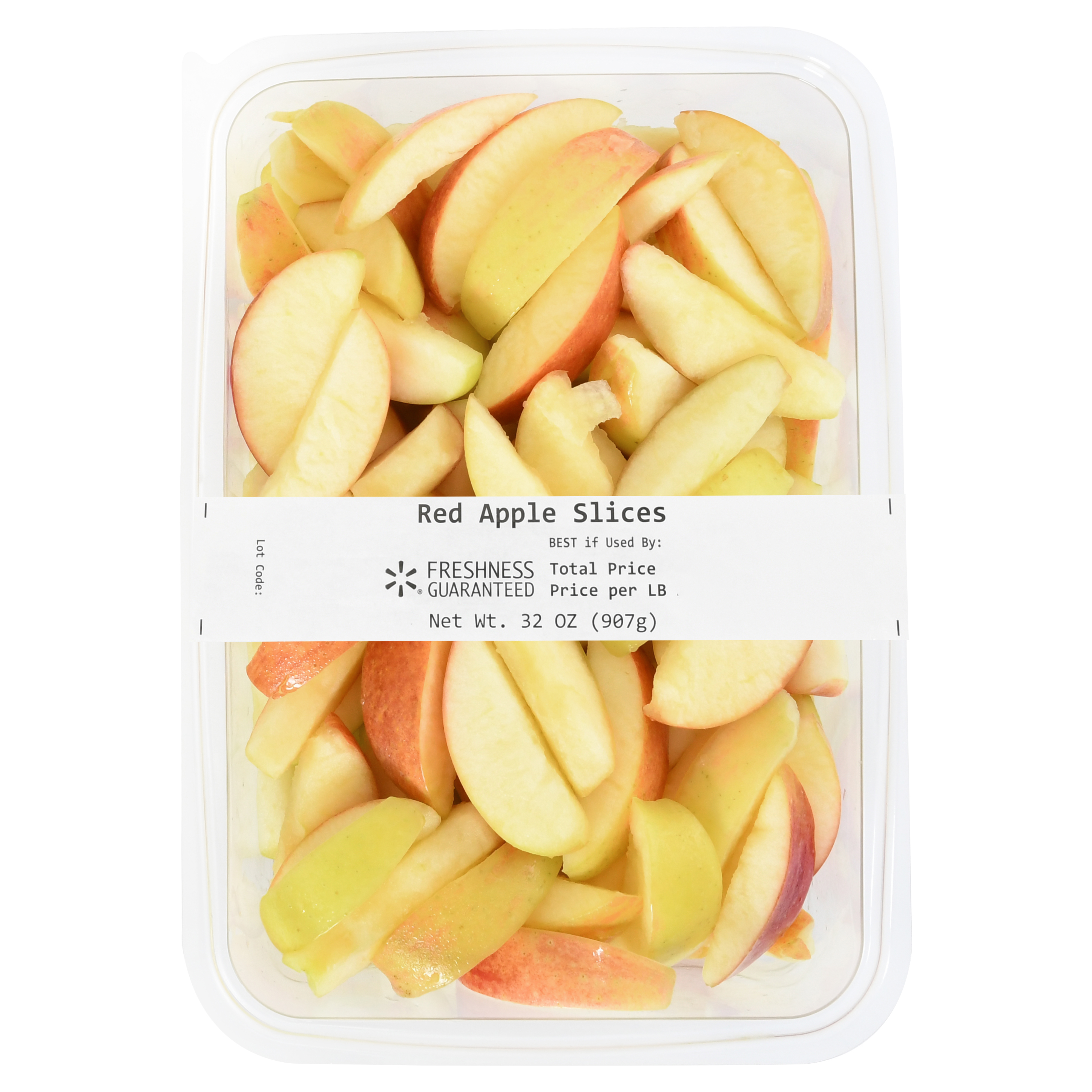 Red Apple Slices, 32 oz