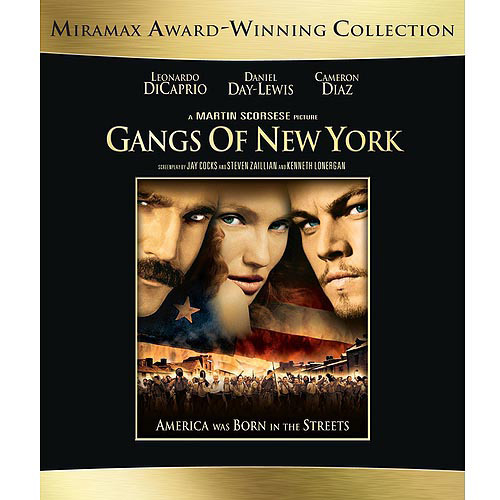 Gangs Of New York (Blu-ray) (Widescreen)