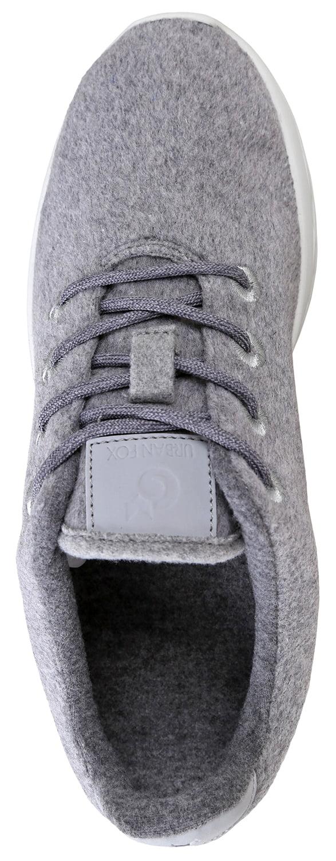 Urban Fox Mens Parker Wool Sneakers