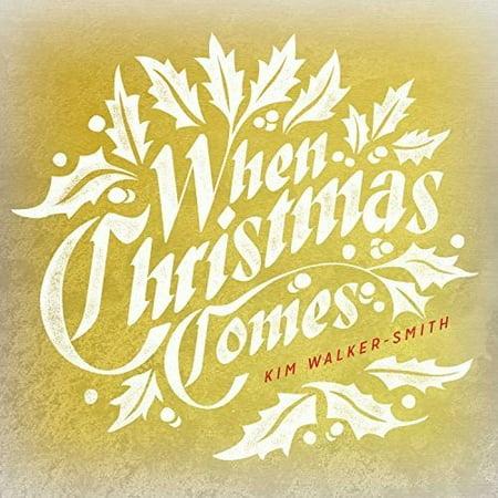 Kim Walker-Smith - When Christmas Comes [CD] ()