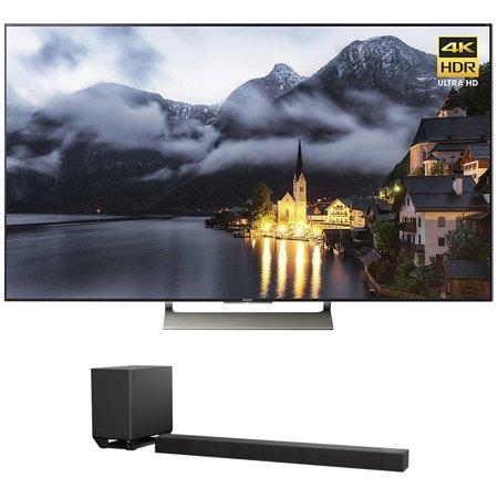 Sony XBR-75X900E 75-inch 4K HDR Ultra HD Smart LED TV (2017