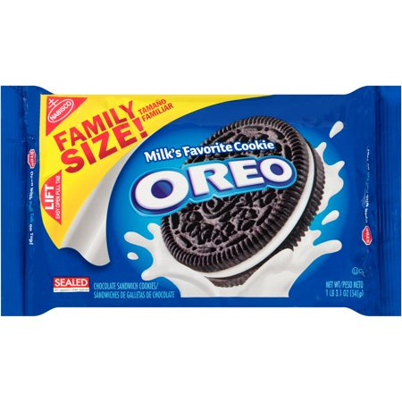 Oreo Cookies  Family Size  19 1 Oz